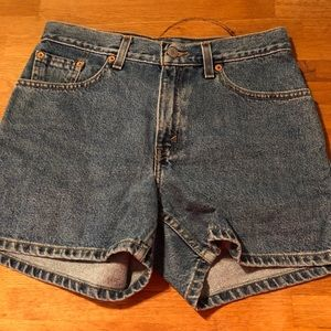 Vintage Junior Levi's Short - Size 5